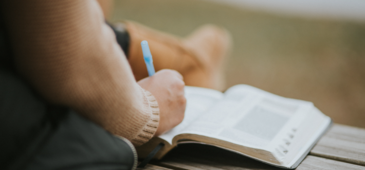 Preparing Your Heart for Seminary